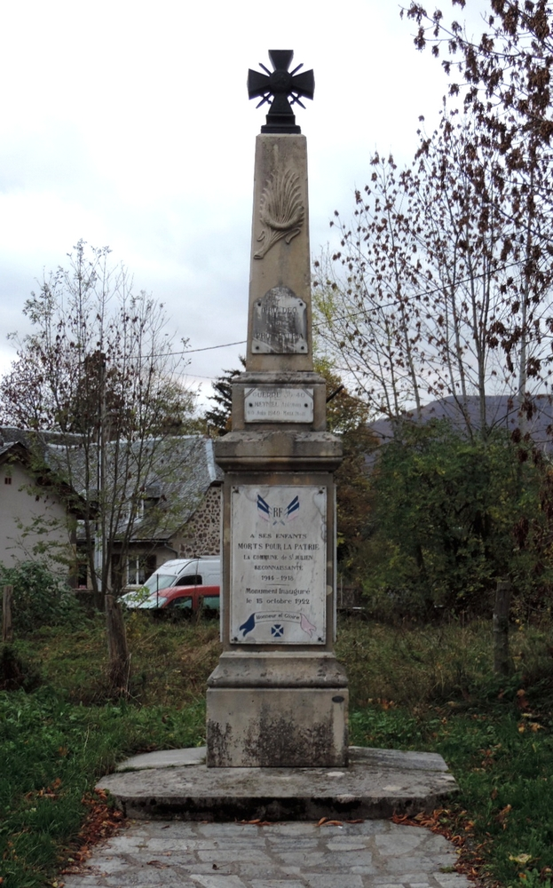 Saint-Julien-de-Jordanne