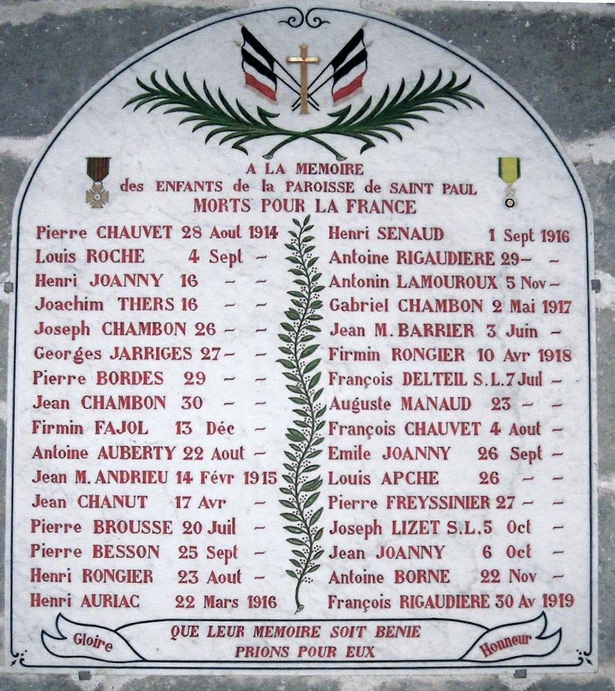 Saint-Paul-de-Salers